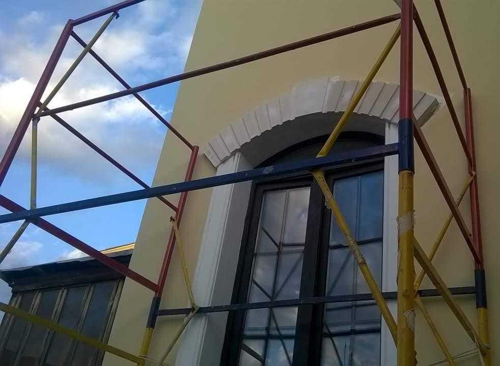Монтаж архитектурного декора в Москве по доступным ценам