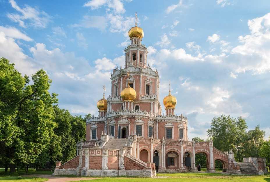 Барокко в современной Москве: что свойственно направлению