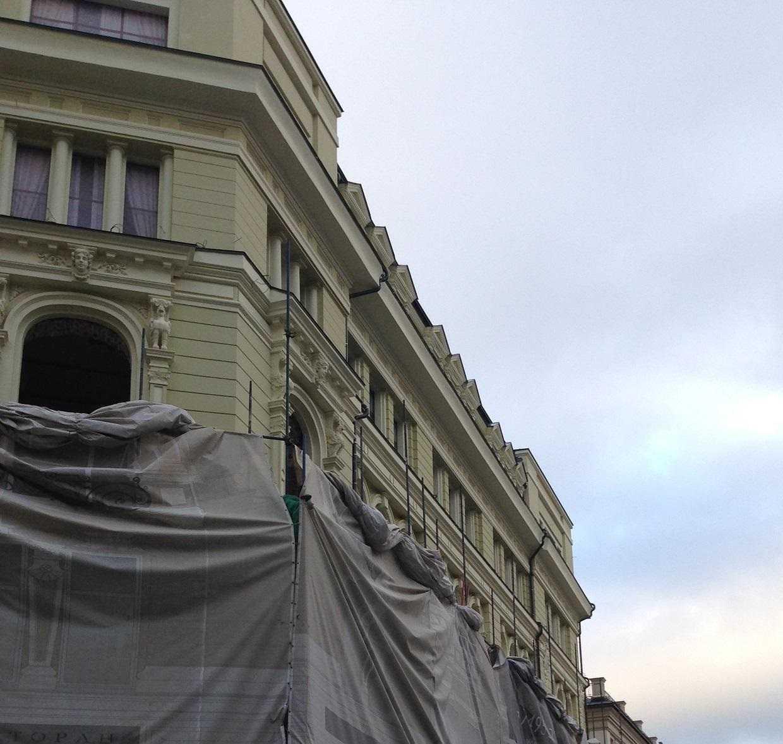 Правила выбора архитектурного стиля для фасада